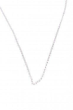 Catenina argento rolò 50 cm. 2,9 gr